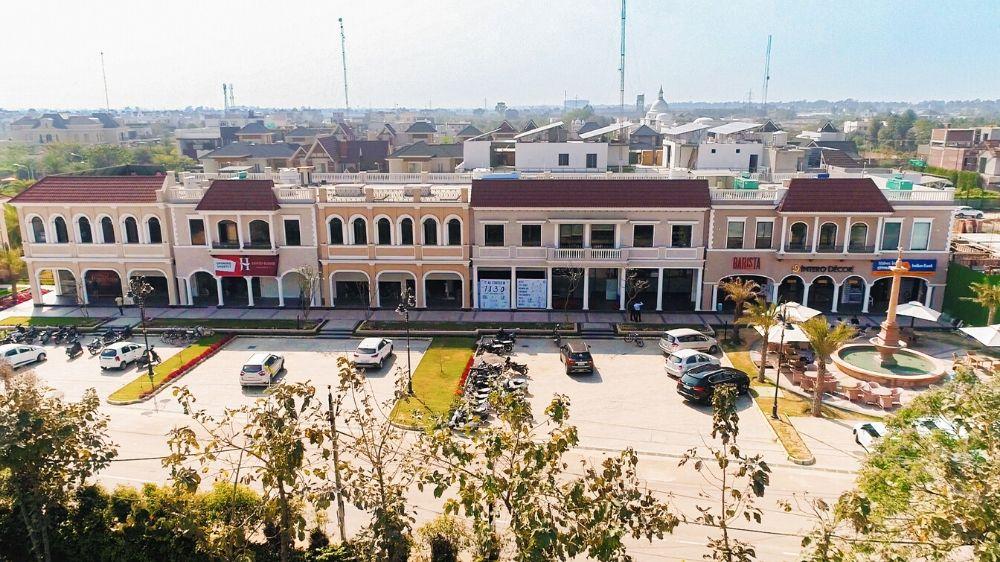Luxury villas in Ludhiana
